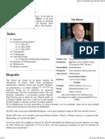 Vin Diesel - Wikipedia, La Enciclopedia Libre