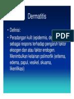 Dms146 Slide Dermatitis