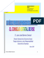 Consejo Estatal RSE