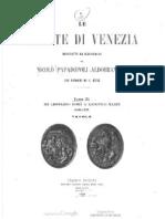 Le Monete Di Venezia-3-Tavole