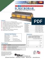 """Nova 17"""" LED Micro Bar"""