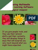 Evaluating Multimedia Language Learning Software