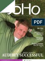 Magazine SOHO August 2009