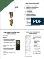 Tema 10 La Edad Del Bronce en Europa