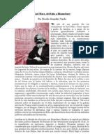 """""""Karl Marx en Londres"""