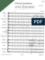Schubert, Franz - Symphony C-Dur D. 944, 1. Satz Einleitung, Hornthema