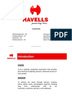 HAVELLS STRATEGY