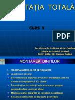 CURS V
