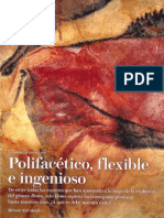 3 Polifácetico Flexible Ingenioso