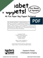Alphabet+Puppets