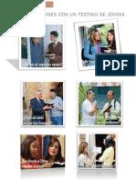 Conversaciones Con Un Testigo de Jehova