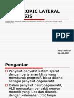 165393398 Amyotropic Lateral Sclerosis