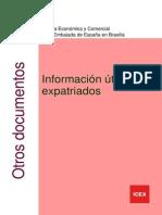 Brasil_Informacion Util Para Expatriados