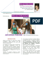 Influenza Porcina -Mito Farmaceutico y POLITICO