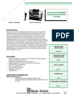 SBO240 Product Bulletin