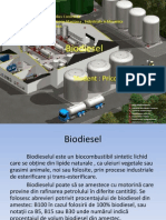 Biodiesel Prezentare