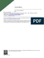 Benitez - Ideologia y Politicas de Poblacion