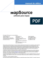 Manual Do Proprietario - MapSource_PTMapSource