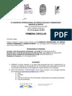 I Circular VI Imágenes de la Muerte - Portugués