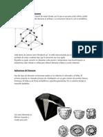 Usos y Aplicaciones Del Diamante y Grafito