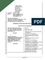 Genuine vs. A&E Lawsuit