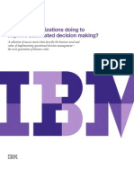 What Are Organizations Doing to Improve Automated Decision Making