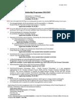 Leaflet DAAD 20142015