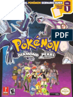 7061740 Pokemon Prima DP Strategy Guide