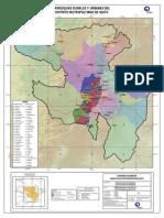Mapa 3 Parroquias Rurales y Urbanas