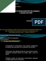 Presentación N°5 PSU Lenguaje y Comunicación - Clase  1 a 3