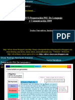 Presentación N°8 PSU De Lenguaje y Comunicación - Textos