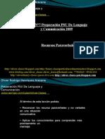 Presentación N°10 PSU De Lenguaje y Comunicación - Recursos Paraverbales y No Verbales