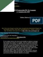 Presentación N°11 PSU De Lenguaje y Comunicación - Medios Masivos  De Comunicación
