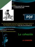 Presentación N°17 PSU De Lenguaje y Comunicación - Conectores III