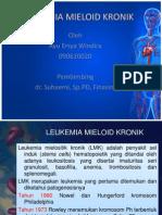 Leukemia Mieloid Kronik Refarat