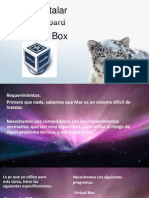 Como instalar Snow Leopard En Virtual Box