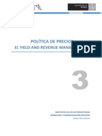 El Yield and Revenue Management