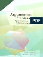 Argumentos y Teorias