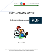 8 Organization Assessment - Smith.N eBooks