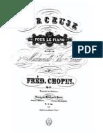 Chopin Berceuse Op.57