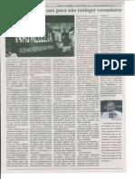 Jornal Dinâmico - Edicao Seis - Movimento do Panelaço