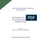 AGRONEGOCIOS de La Comercializacion Al MarketingNUEVO