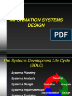 Information Systems Design