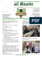 Trail Gazette - January 2014
