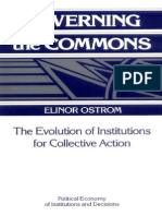 94770625 Governing the Commons