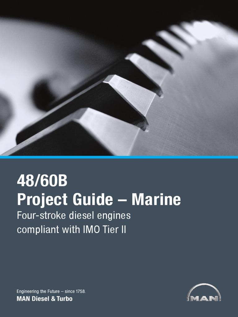 48 60b Imo Tier Ii Marine Internal Combustion Engine Turbocharger 2000 Hyundai 15l Fuse Box Diagram