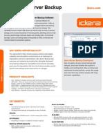 Idera-datasheet_ServerBackup