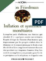 Friedman, Milton - Inflation et systèmes monétaires