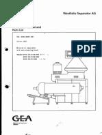 58255066 Westfalia Separator AG