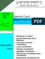 10 Native Courts Sarawak2007